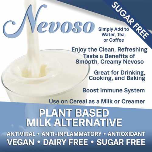 Nevoso Dolce Delicato DairyFree Milk
