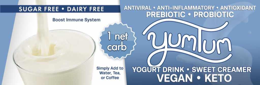 YumTum DairyFree Creamer